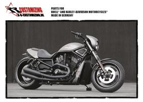 RRC Postcard HD Night Rod Special Grafix Edition