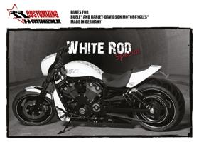 RRC Postcard HD WhiteRod